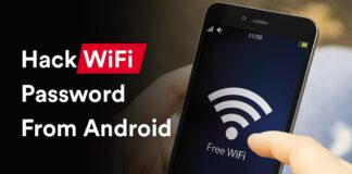 Hack WiFi Password on Android Phone [No Root]