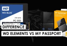 WD Elements vs My Passport External SSD/HDD?