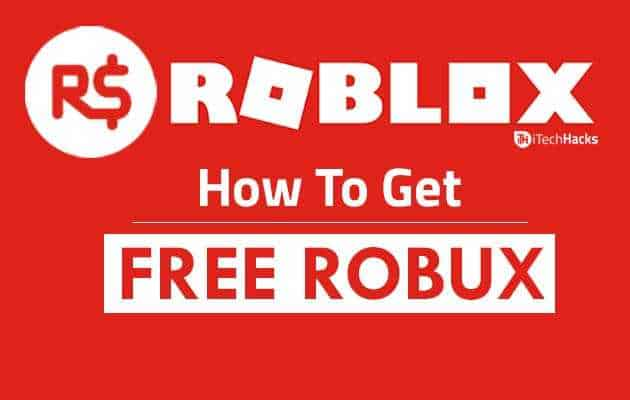 earn robux free 2020 Working Get Free Robux On Roblox Good To Seo