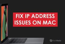 How To Simply Fix IP Address Issues On Mac 2019