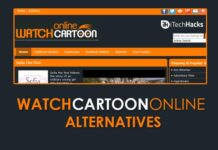 Top 23 WatchCartoonOnline Alternatives Sites of 2019