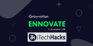 iTechhacks collab with ENNOVATE