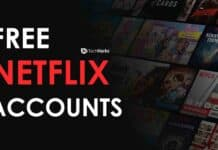 Free Netflix Accounts 2020