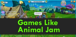Top 7 Similar Games Like Animal Jam