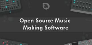 Open Source Music Making Software
