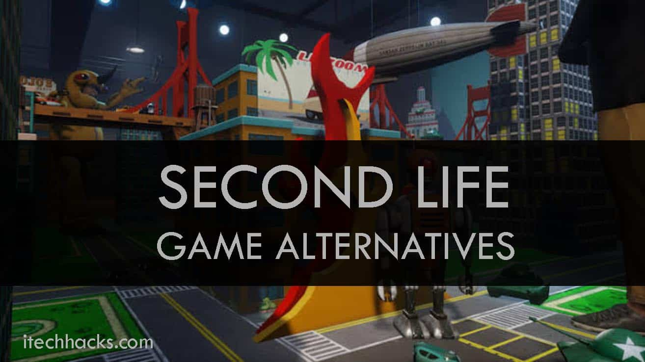Best Vr Games 2020.8 Best Second Life Game Alternatives Virtual Reality 2019