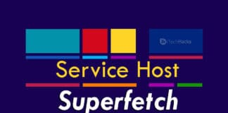 Enable and Disable Service Host Superfetch in Windows 7/8/10