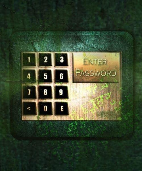 Enter Password | Security