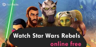 How To Watch Star Wars Rebels all Seasons Online?