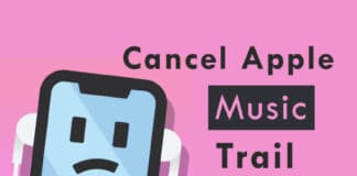 How To Cancel Apple Free Music Trial 2020