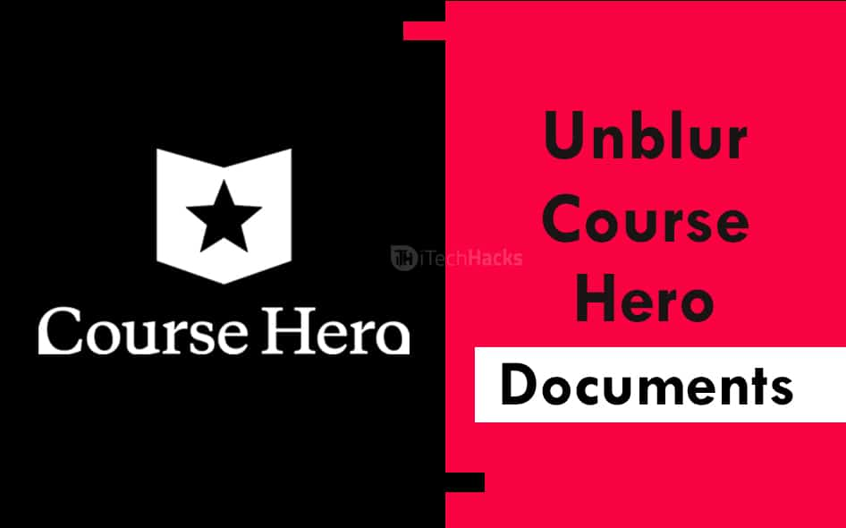 How To Unblur Course Hero Answers Document For Free 2021