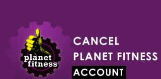 How To Cancel Your Planet Fitness Account