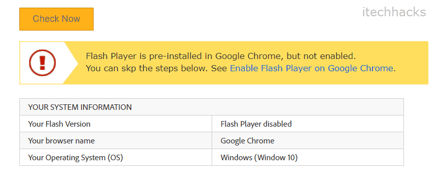 How To Test Your Adobe Flash Player