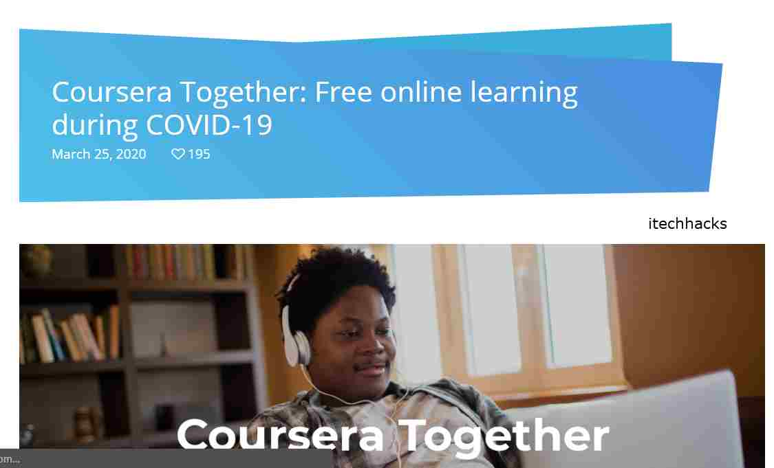 How To Access Coursera Plus for Free with Certifications