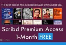 Free Scribd Premium Account Access for 1-Month - Grab Now!