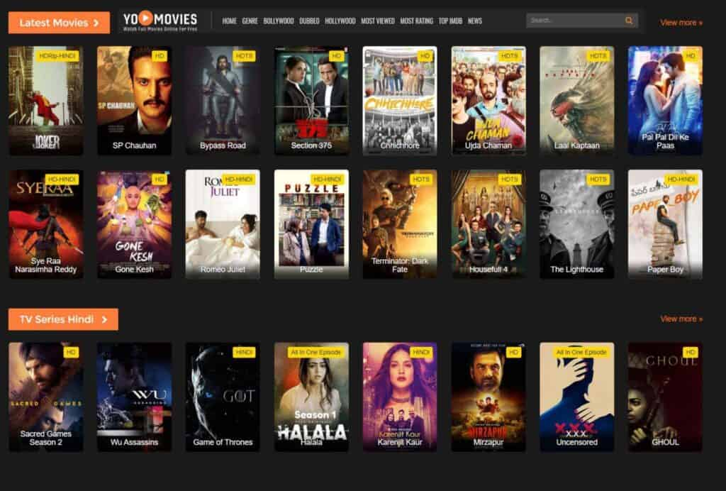 Sites Like Fmovies To Watch Movies For Free