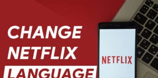 Change Netflix Language - Audio, Subtitles