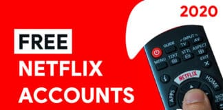 Working Free Netflix Premium Accounts & Passwords