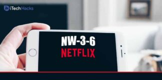 How To Fix Netflix Error Code NW-3-6