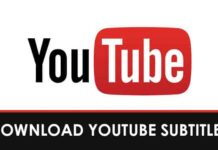 Easy Way To Download YouTube Subtitles in TXT or SRT
