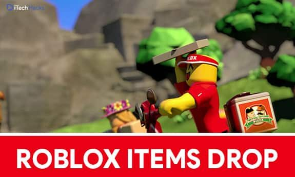 How To Drop Items In Roblox (3 Methods)
