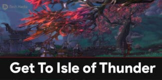 How To Get To Isle of Thunder