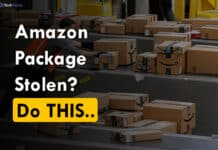 Amazon Package Stolen: 3 Ways to Get your Refund
