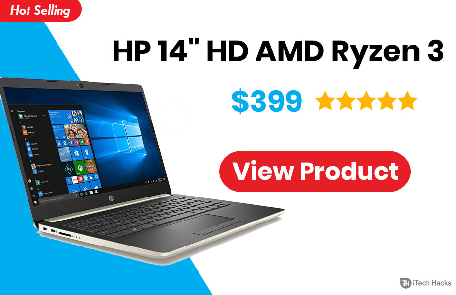 "Hp 14"" HD AMD Ryzen 3: Laptop for Netflix"