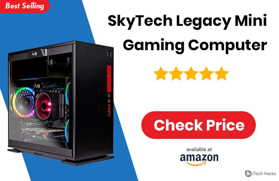 Skytech Legacy Mini Gaming Desktop: Specs, Features