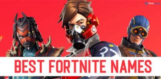Best Fortnite Game Names [50+ Unique]: Characters, New Names