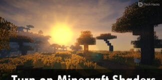How To Turn ON Shaders in Minecraft