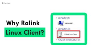 Ralink Linux Client: Why Ralink Showing Up In Windows Network