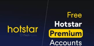 Free Premium Hotstar Accounts & Passwords