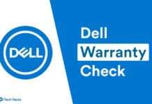 Dell Warranty Check: How to Check Dell Laptop Warranty Status