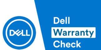 Dell Warranty Check: How to Check Dell Laptop Warranty Status