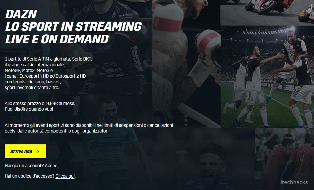 How To Get Dazn Subscription for Free: Watch Live Sports