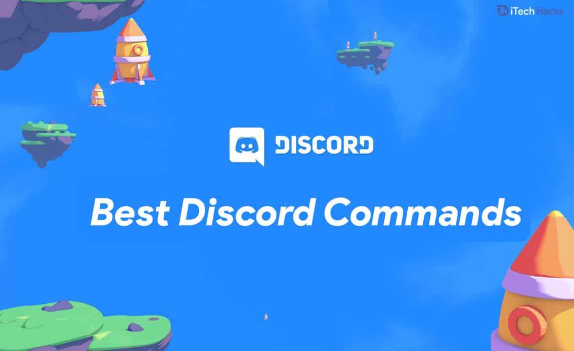 List of Best Discord Commands & Status (2020)