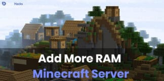 How To Add More RAM to Minecraft Server (3-Methods)