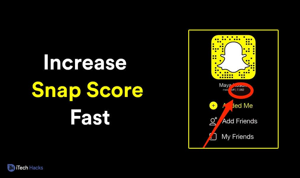 How To Increase Snap Score Fast 2020 [Snapchat Score Hack]