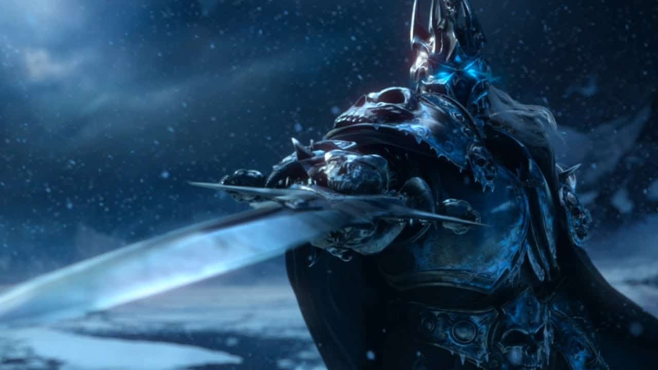The Wrath of the Lich King.