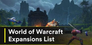 List of all World of Warcraft Expansions (WoW Expansion List)