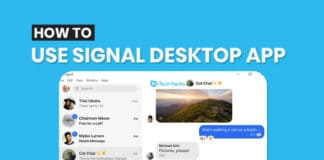How to Use Signal Desktop App 2021: Chrome, macOS, Windows