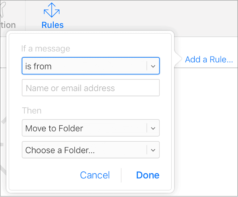 How to Block Emails Permanently on iCloud