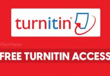 How to Get Turnitin Similarity Checker for Free