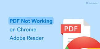 Fixed: PDF File Not Opening in Chrome Adobe Reader