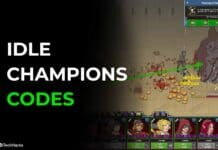 Latest Codes for Idle Champions (May 2021)