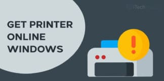 How to Get Printer Online on Windows 10 (Offline to Online)