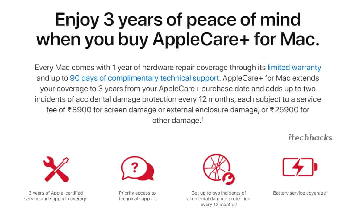 Is AppleCare Worth for MacBook Pro/Air or iPhone in 2021