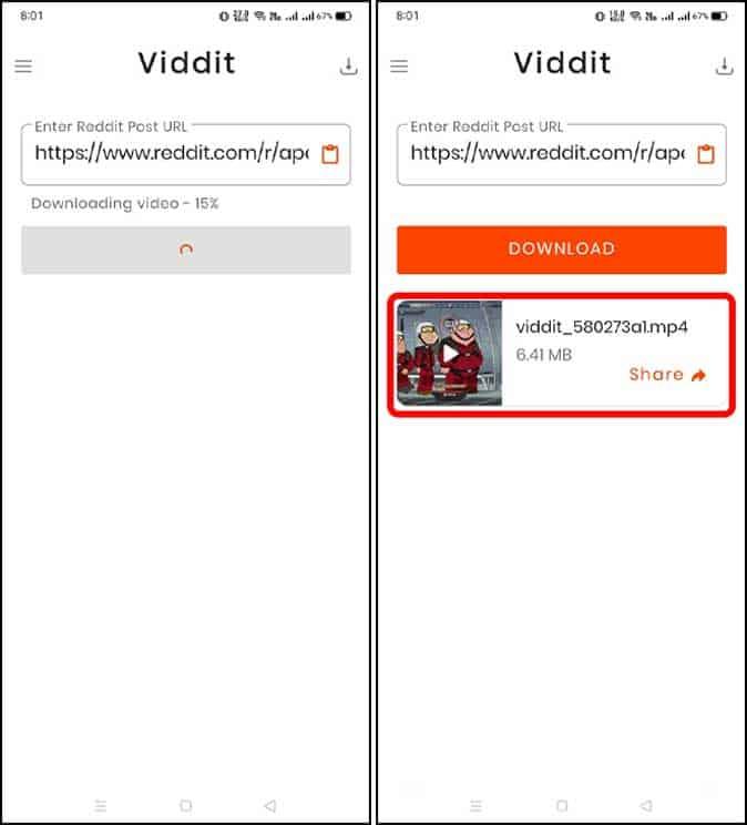 Download Reddit Videos On Mobile