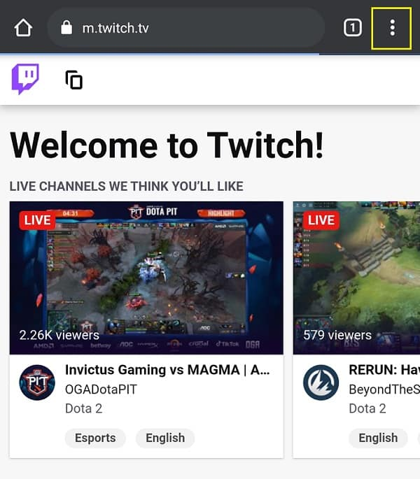 How To Change Your Twitch Name on Mobile